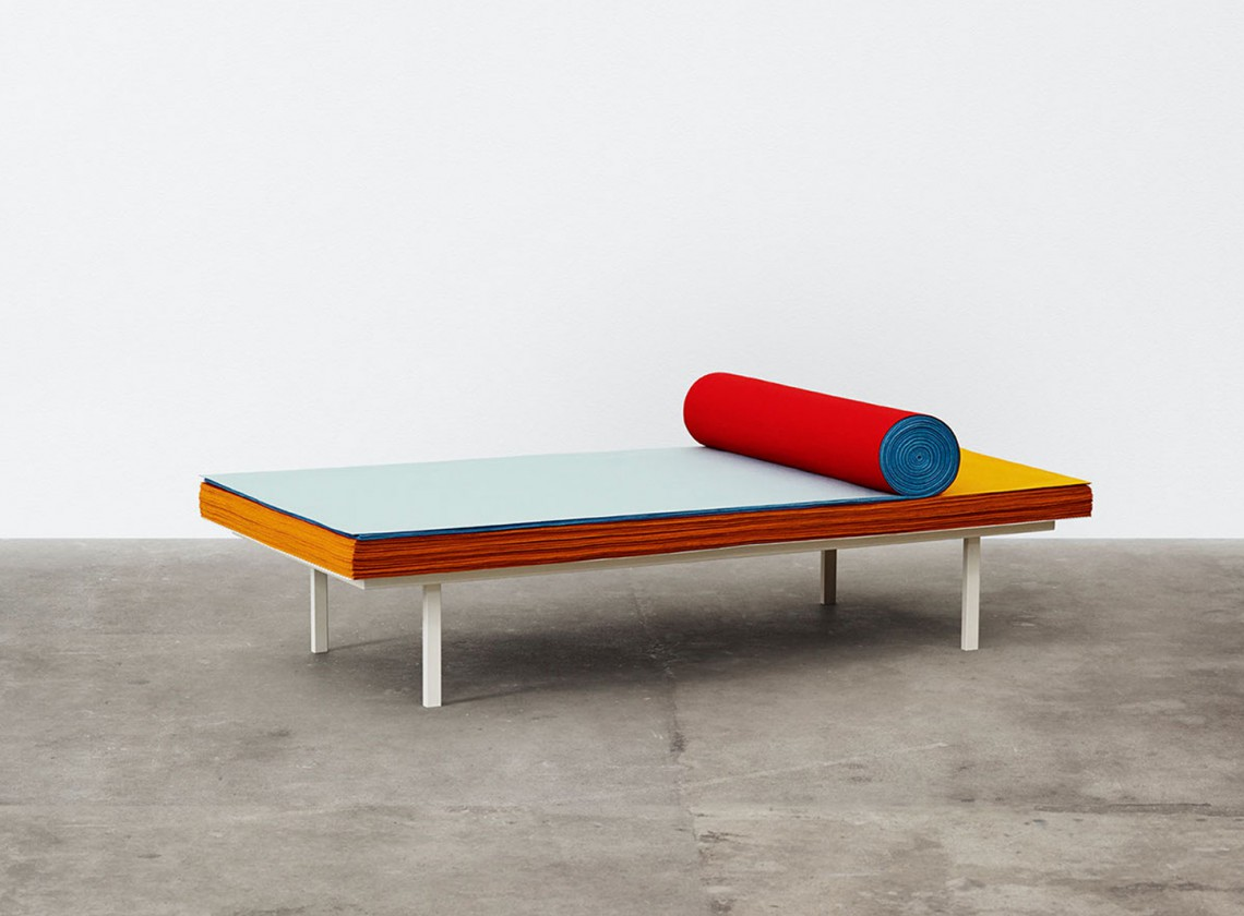 daybed kvadrat