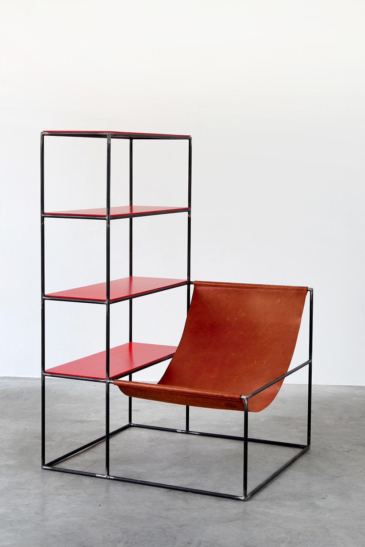 rack + seat