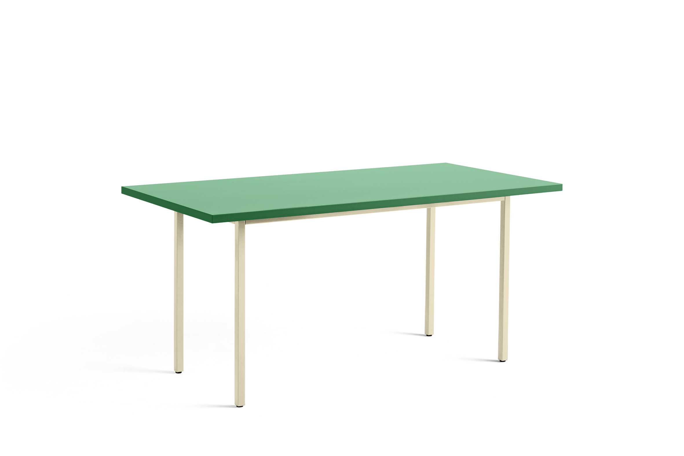 two colour table hay